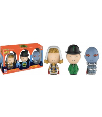 Funko Dorbz: Batman Classic TV Series 3 inch Vinyl Figure - The Riddler, King Tut and Mr.Freeze
