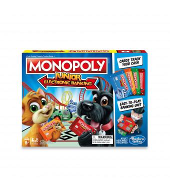 Monopoly Junior Electronic Banking Game