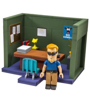McFarlane Toys South Park Series 1 Small Construction Set - Principal's Office