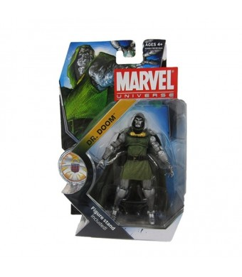 Marvel Universe 3 3/4 Inch Series 14 Action Figure Dr. Doom