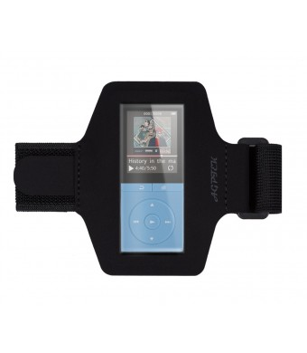 AGPtEK New Version Adjustable Sport Running Jogging Armband for AGPtek A02, A02S, C05 MP3 Player