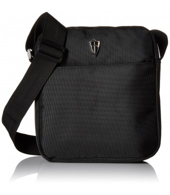 Victoriatourist V5006 Vertical Messenger Bag for iPad-Mini and Tablets