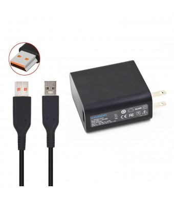 Yoga Power Supply Adapter Charger 40W 20V 2A or 5.2V 2A for Lenovo Yoga 3 Pro