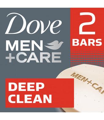 Dove Men+Care Soap Deep Clean