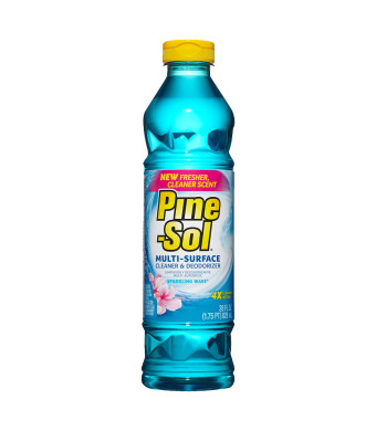 Pine-Sol Household Cleaner Sparkling Wave, Sparkling Wave