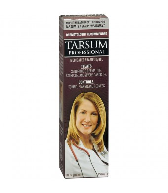 Tarsum Medicated Shampoo/Gel