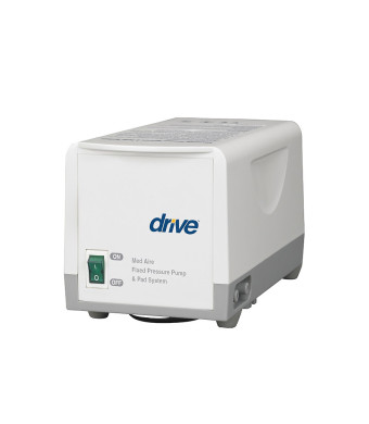 Drive Medical Fixed Pressure Pump for Drive Med-Aire White