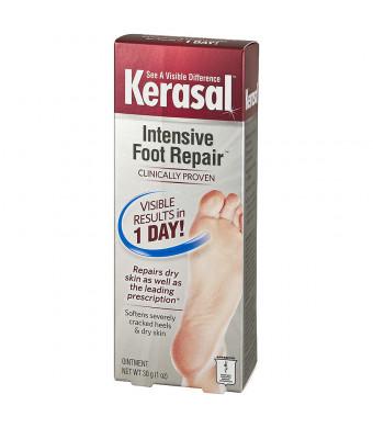 Kerasal Exfoliating Moisturizer Foot Ointment