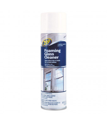 Zep Commercial ZUFGC19 19 Oz Zep Foaming Glass Cleaner