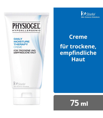 PHYSIOGEL Daily Moisture Therapy Creme 75ml (1 x 75ml)