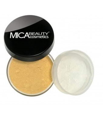 Mica Beauty Mineral Foundation Mf-5 Cappuccino by MicaBeauty Cosmetics