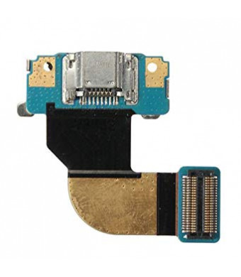 GamesandTech USB Charger Charging Port Dock Connector Repair Part Flex Cable for Samsung Galaxy Tab 3 8.0 SM-T310
