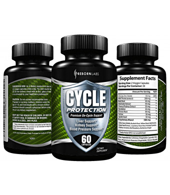 Cycle Support Supplement - Liver Cleanse Estrogen