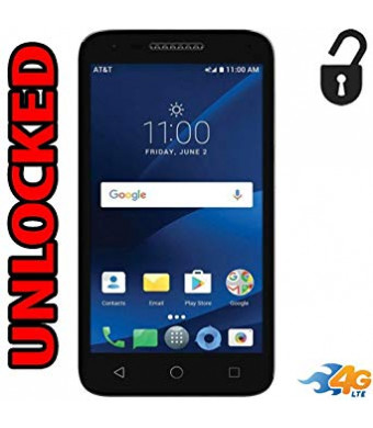 Alcatel CameoX 4G LTE Unlocked 5044R 5 inch 16GB Usa Latin and Caribbean Bands Android 7.0