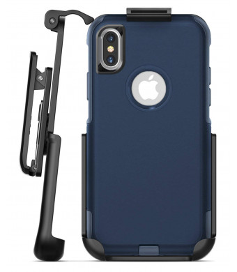 Encased Belt Clip Holster for Otterbox Commuter Case - iPhone X/iPhone Xs (case not Included)