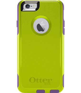 OtterBox Commuter Series Case for iPhone 6S and iPhone 6 (NOT Plus) - (Citron Green/Opal Purple)