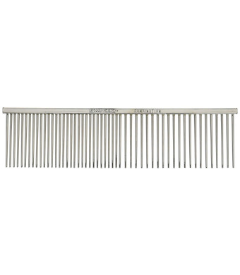 Resco Combination Comb 1 1/2 -Inch Tooth Length with Medium and Coarse Tooth spacing