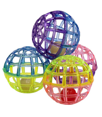 SPOT Ethical Products Lattice Balls Cat Toy