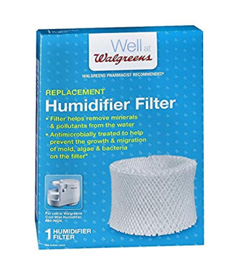 Walgreens Cool Moisture Humidifier Filter W889-WGN, 1 Each