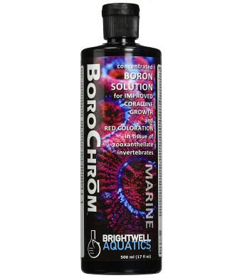 Brightwell Aquatics ABABCM500 Borochrom Water Conditioners for Aquarium, 500ml