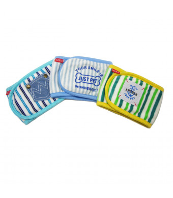 Alfie Pet by Petoga Couture - Gaki Belly Band (for Boy Dogs)
