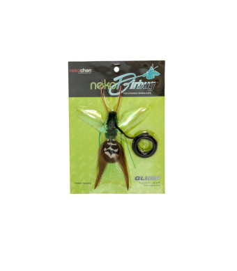 All New By the Maker of Neko Flies - Its the Neko Birbug Cat Toy for Upwardly Mobile Cats