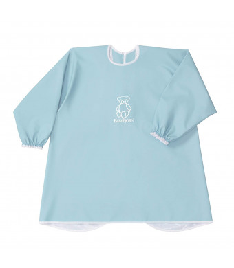 BABYBJORN Eat and Play Smock - Turquoise