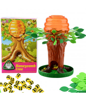 Honey Bee Tree Game, Parent Child Interactive Games, Intellectual Toys