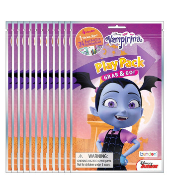 Disney Junior Vampirina Grab and Go Play Packs (Pack of 12)