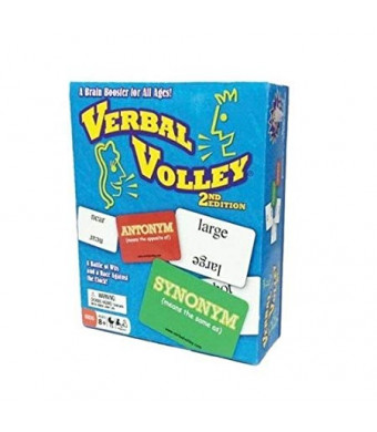 Verbal Volley Game Second Edition Brain Booster