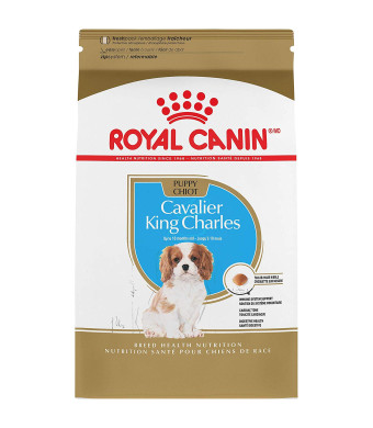 Royal Canin Breed Health Nutrition Cavalier King Charles Puppy Dry Dog Food