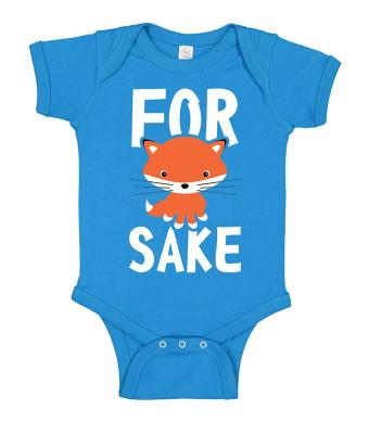 Panoware Funny Baby Bodysuit | for Fox Sake