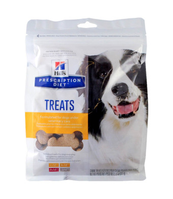 Hill's Prescription Diet Canine Treats 11 oz Bag