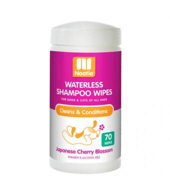 Nootie W7012 70 Ct Japanese Cherry Blossom Waterless Wipes