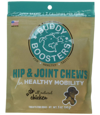 Cloud Star Earscrubbers KW35689 White Bridge Pet Brands Hip-Joint Dog Chews