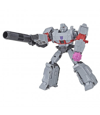 Transformers E1904 Cyberverse Warrior Class Megatron Action Figures
