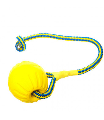 Pet Chew Toys, Sacow Indestructible Solid Rubber Ball Pet Dog Training Chew Play Fetch Bite Toy (A)