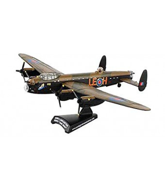 Daron Worldwide Trading Postage Stamp RAF Lancaster 1/150 Just Jane Airplane Model