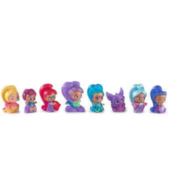 Fisher-Price Nickelodeon Shimmer and Shine, Teenie Genies Multi-Pack, Season 3 #2