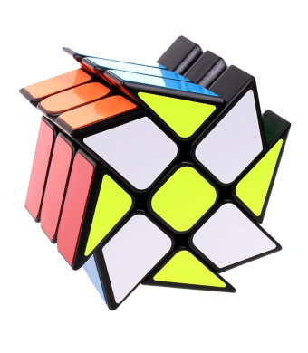Vivi Do Rubik's Cube, Super Smooth Speed Windmill Cube Puzzle, Sturdy and Easy to Handle, Creative Decompression Gift, Puzzle Toys for Kids