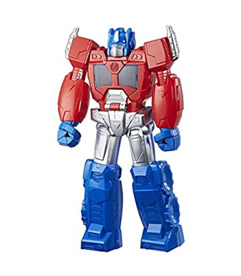 Super Hero Adventures Tra Rbt Epic Series Optimus Prime Preschool Action Figure