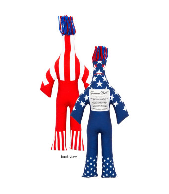 Dammit Doll - Classic Patriot Doll - Stress Relief, Gag Gift