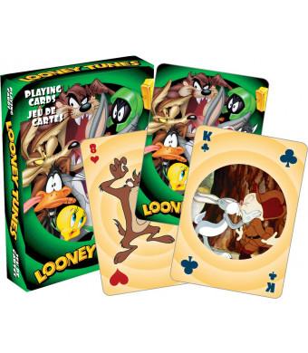 Aquarius Looney Tunes Cast Playing Cards