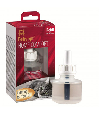 Felisept Home Comfort Plug-In Diffuser Refill - Calming and Tension Relief for Cats