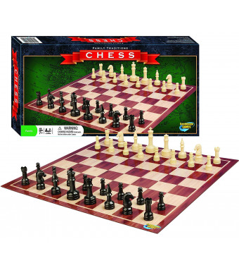 Chess Family Traditions Board Games