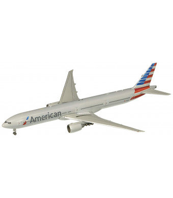 GeminiJets American Airlines B777-300ER N721AN 1:400 Scale Die Cast Airplane Model
