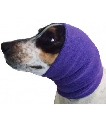 Happy Hoodie 2 Pack- Purple- 1 Small and 1 Large