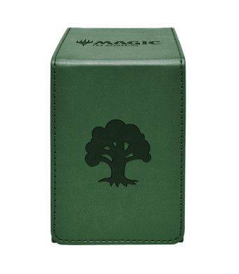 Magic: The Gathering Forest Alcove Flip Box