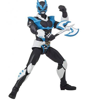 Power Rangers Legacy-in Space Action Figure, Psycho Blue Ranger