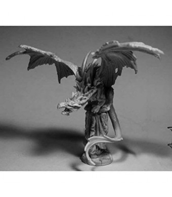 Reaper Miniatures Temple Dragon #77503 Bones RPG DandD Mini Figure
